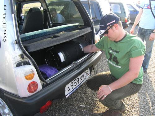 Фото: Проверка динамиков и всех колонок на автомобиле