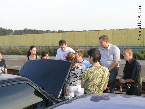 Фото: Были и девчонки на встречи Окаводов