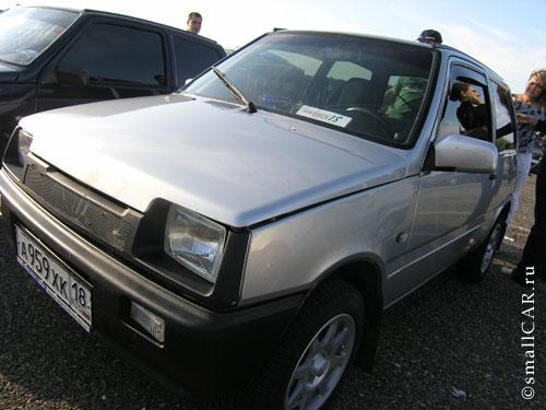 Фото: Ещё один автомобиль из г. Ижевск