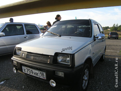 Фото: Третий автомобиль из г. Ижевск