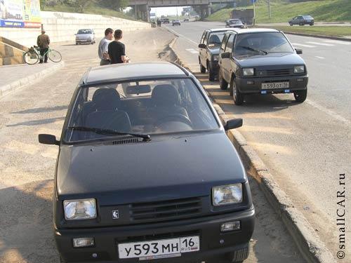 Фото: Автомобили ОКА из г. Набережные Челны
