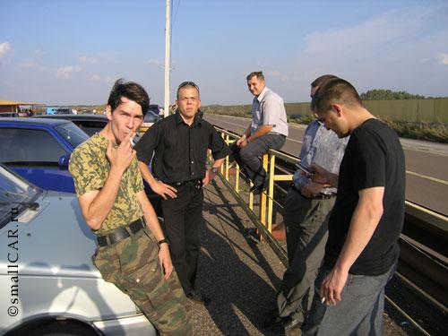 Фото: Вот и ребята из Чебоксаров и Нижнего Новгорода