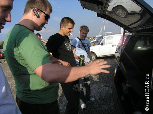 Фото: Ребята из Ижевска не заставили себя долго ждать