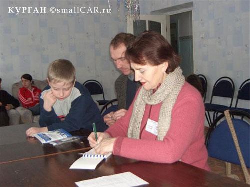 Фото: окавод Альбина Сусева и ее семья