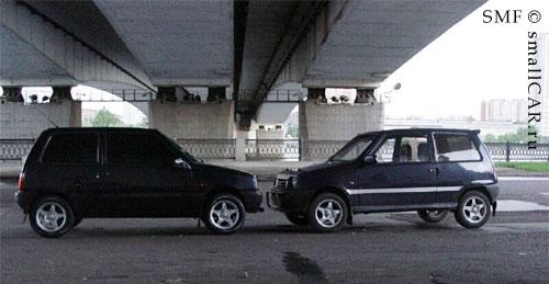 Фото: Две Оки...