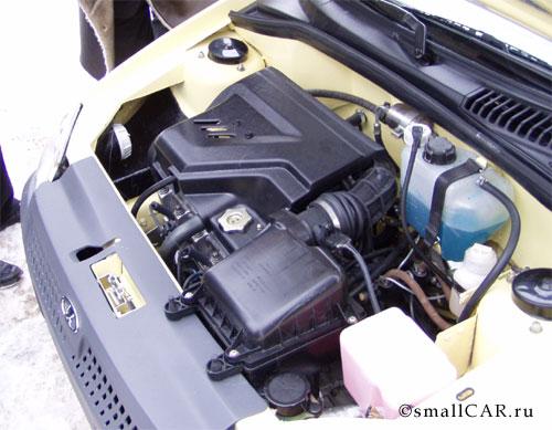 Фото: Двигатель Оки-2