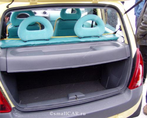Фото: Смотрим багажник у Оки-2