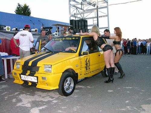 Фото: Соревнования по автозвуку